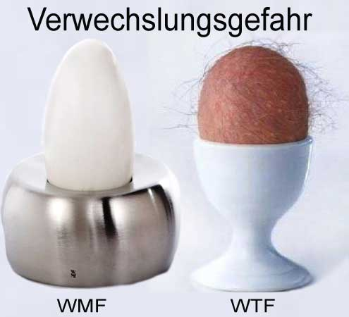 Frohe Ostern Hoden