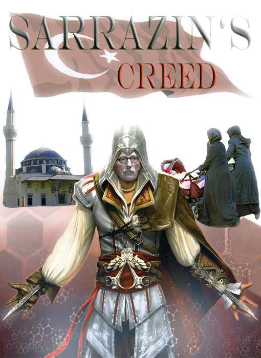 Sarrazins Creed Sarrazin's Creed