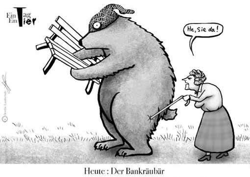 bankraubaer