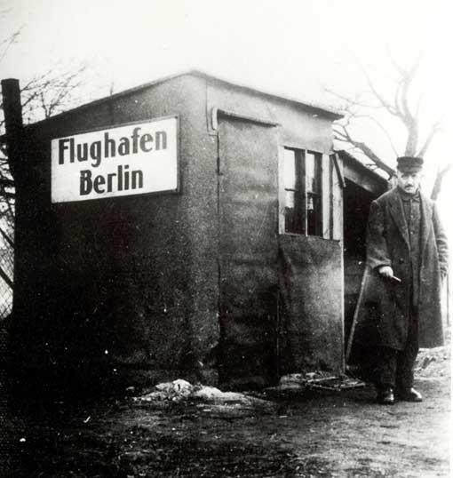 ber Flughafen Berlin Brandenburg