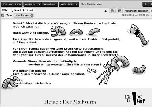 mailwurm