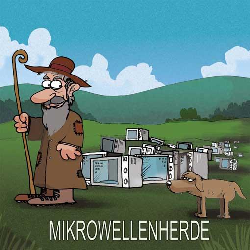 mikrowellenherde