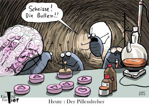 pillendreher Der Pillendreher