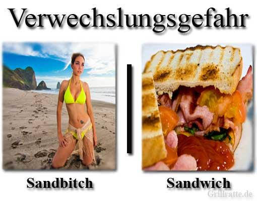 sandbitch