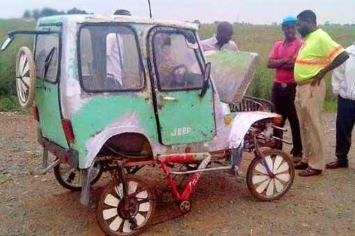kurioses auto