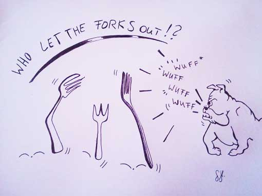 who-let-the-forks-out