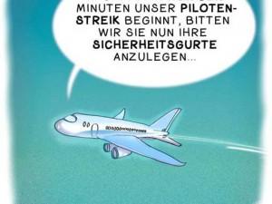 pilotenstreik