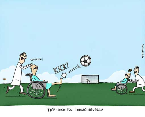 tipp kick tricks