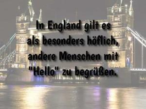 fakten über england