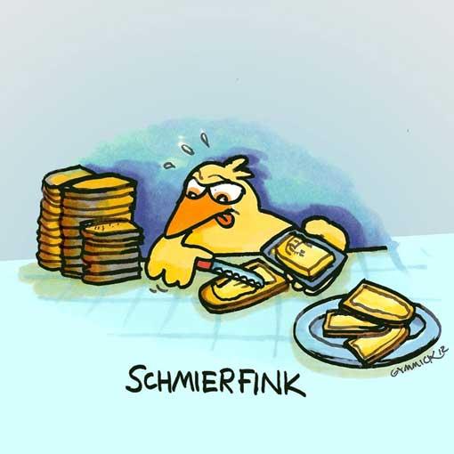 gymmick-schmierfink