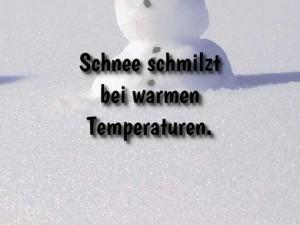schnee