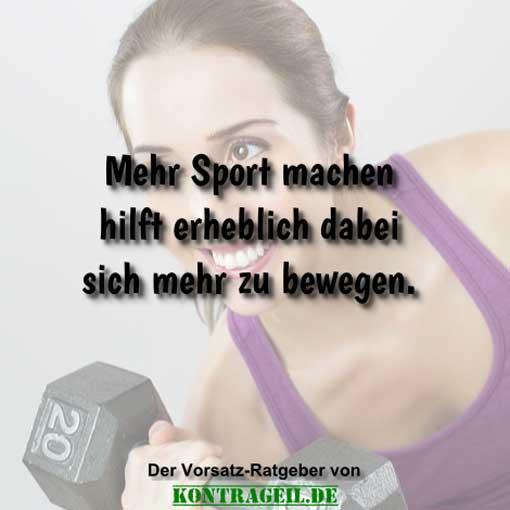 sport-machen