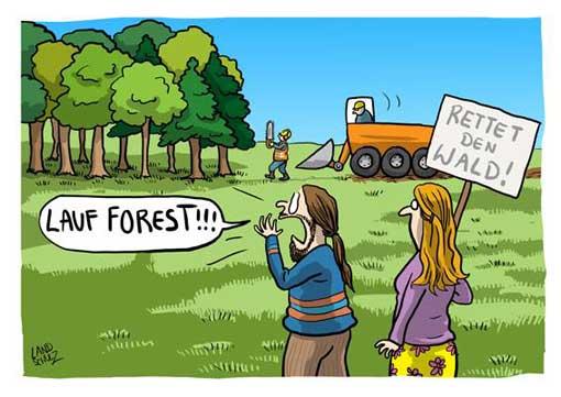 Rettet Den Wald